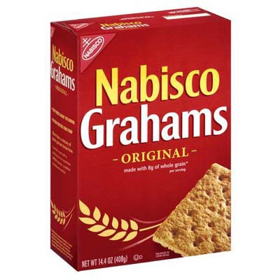 NABISCO GRAHAMS CRACKERS ORIGINAL
