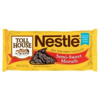 NESTLE TOLL HOUSE PEPITAS CHOCOLATE SEMI AMARGAS