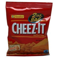 CLEARANCE - CHEEZ-IT CRACKERS ORIGINAL CHEESE