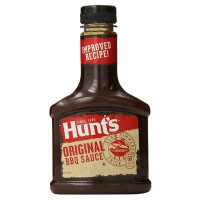 "HUNT'S SAUCE BARBECUE ""ORIGINAL"""