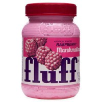 DURKEE FLUFF PATE A TARTINER HAMALLOW FRAMBOISE