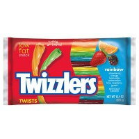 HERSHEY'S TWIZZLERS RAINBOW TWISTS LARGE