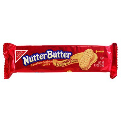 CLEARANCE - NABISCO NUTTER BUTTER
