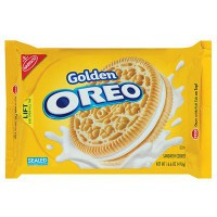 DÉSTOCKAGE - NABISCO BISCUITS OREO GOLDEN (GRAND)