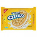 CLEARANCE - NABISCO OREO GOLDEN SANDWICH COOKIES