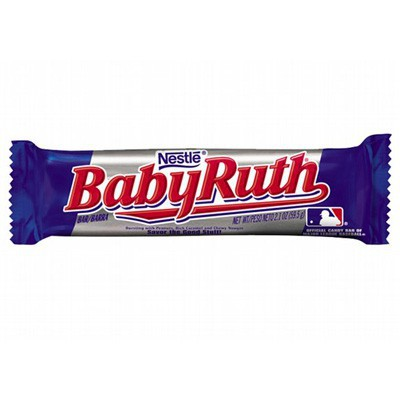 CLEARANCE - BABY RUTH CANDY BARS