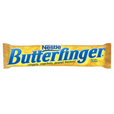 CLEARANCE - BUTTERFINGER CANDY BARS