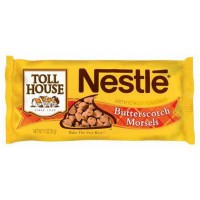 CLEARANCE - NESTLE TOLL HOUSE BUTTERSCOTCH MORSELS
