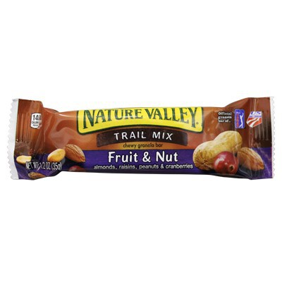 CLEARANCE - NATURE VALLEY CHEWY TRAIL MIX - FRUIT & NUT