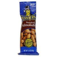 CLEARANCE - PLANTERS SMOKED ALMONDS