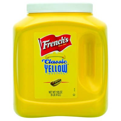 FRENCH'S CLASSIC YELLOW MUSTARD BIG