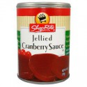 CLEARANCE - SHOPRITE CRANBERRY SAUCE / JELLIED