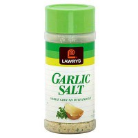 LAWRY'S GARLIC SALT / SEL À L'AIL - GRAND