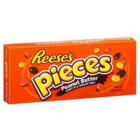 REESE'S PIECES PEANUT BUTTER BIG