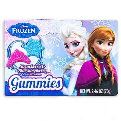 DISNEY FROZEN GUMMIES CANDIES