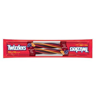HERSHEY'S TWIZZLERS PULL & PEEL FRUIT PUNCH
