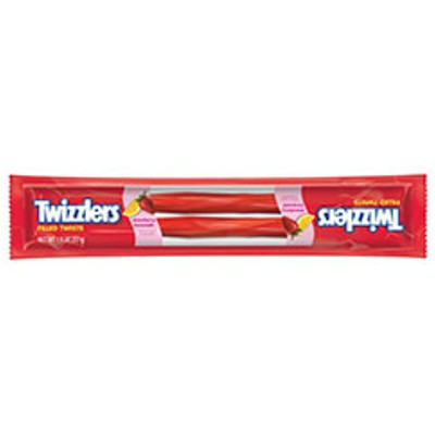 HERSHEY'S TWIZZLERS STRAWBERRY LEMONADE FILLED TWISTS