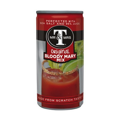 MR & MRS T'S BLOODY MARY MIX CAN