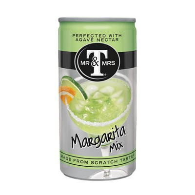 MR & MRS T'S MARGARITA MIX CAN