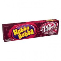 HUBBA BUBBA CHEWING GUMS DR PEPPER CERISE