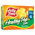 JOLLY TIME MICROWAVE POPCORN - HEALTHY BUTTER