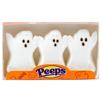CLEARANCE - PEEPS 3 MARSHMALLOW GHOSTS