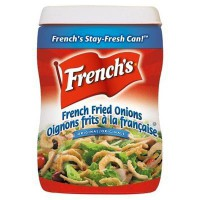FRENCH'S FRIED ONIONS - OIGNONS FRITS