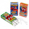 SPIDER-MAN CANDY STICKS WITH TATTOO