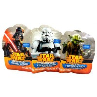 STAR WARS BONBONS PÉTILLANTS - 3 SACHETS