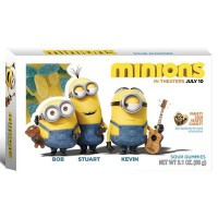 MINIONS SOUR CANDY GUMMIES