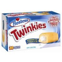 CLEARANCE - HOSTESS TWINKIES BOX
