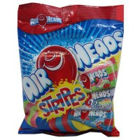 AIRHEADS STRIPES MINI TAFFY BARS