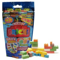 CANDY BRICKS STACKABLE CANDIES