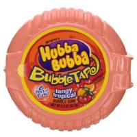 HUBBA BUBBA TAPE CHICLE TROPICAL