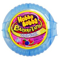 HUBBA BUBBA BUBBLE GUM TAPE TRIPLE TREAT