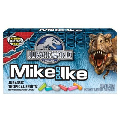 MIKE & IKE JURASSIC PARK TROPICAL FRUITS