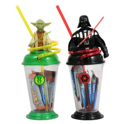 STAR WARS SIPPER CUP WITH TAFFIES