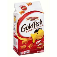 PEPPERIDGE FARM BRETZELS GOLDFISH PIZZA