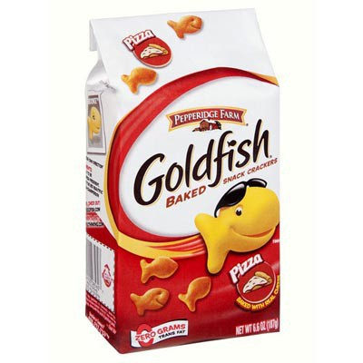 PEPPERIDGE FARM GOLDFISH PIZZA