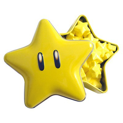 NINTENDO SUPER MARIO BROS STAR CANDIES