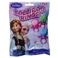 DISNEY FROZEN 3 LOLLIPOP RINGS