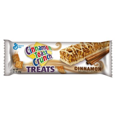 GENERAL MILLS CINNAMON TOAST CRUNCH TREATS BAR