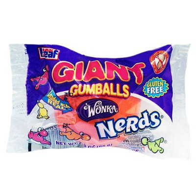 WONKA NERDS GIANT GUMBALL