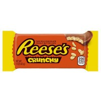 REESE'S 2 CRUNCHY PEANUT BUTTER CUP