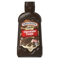 SMUCKERS MAGIC SHELL CHOCOLATE FUDGE TOPPING