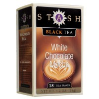STASH TEA TÉ NEGRO CHOCOLATE BLANCO MOKA