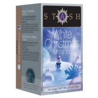 STASH TEA WHITE CHRISTMAS WHITE TEA