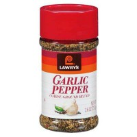 LAWRY'S GARLIC PEPPER - PEPE ALL'AGLIO