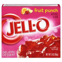 JELLO FRUIT PUNCH