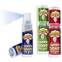 WARHEADS SUPER SOUR BONBON ACIDE EN SPRAY